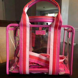 Kate Spade See-Through Tote